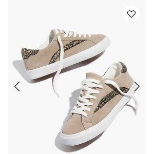 Madewell low top sidewalk sneakers